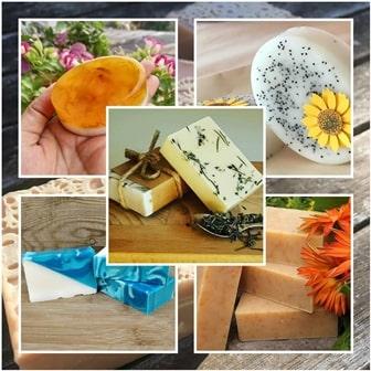 Como fabricar sabonetes artesanais e produtos aromáticos